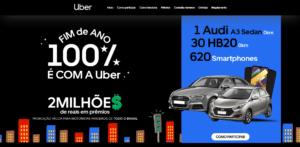 Uber 100%